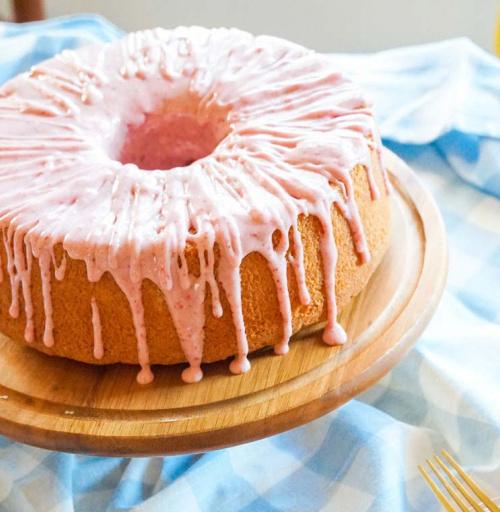Rufus Estes' Sunshine Cake Recipe from the past