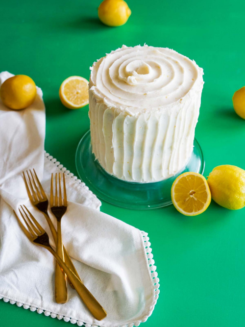 Super Yummy Lemon Cake